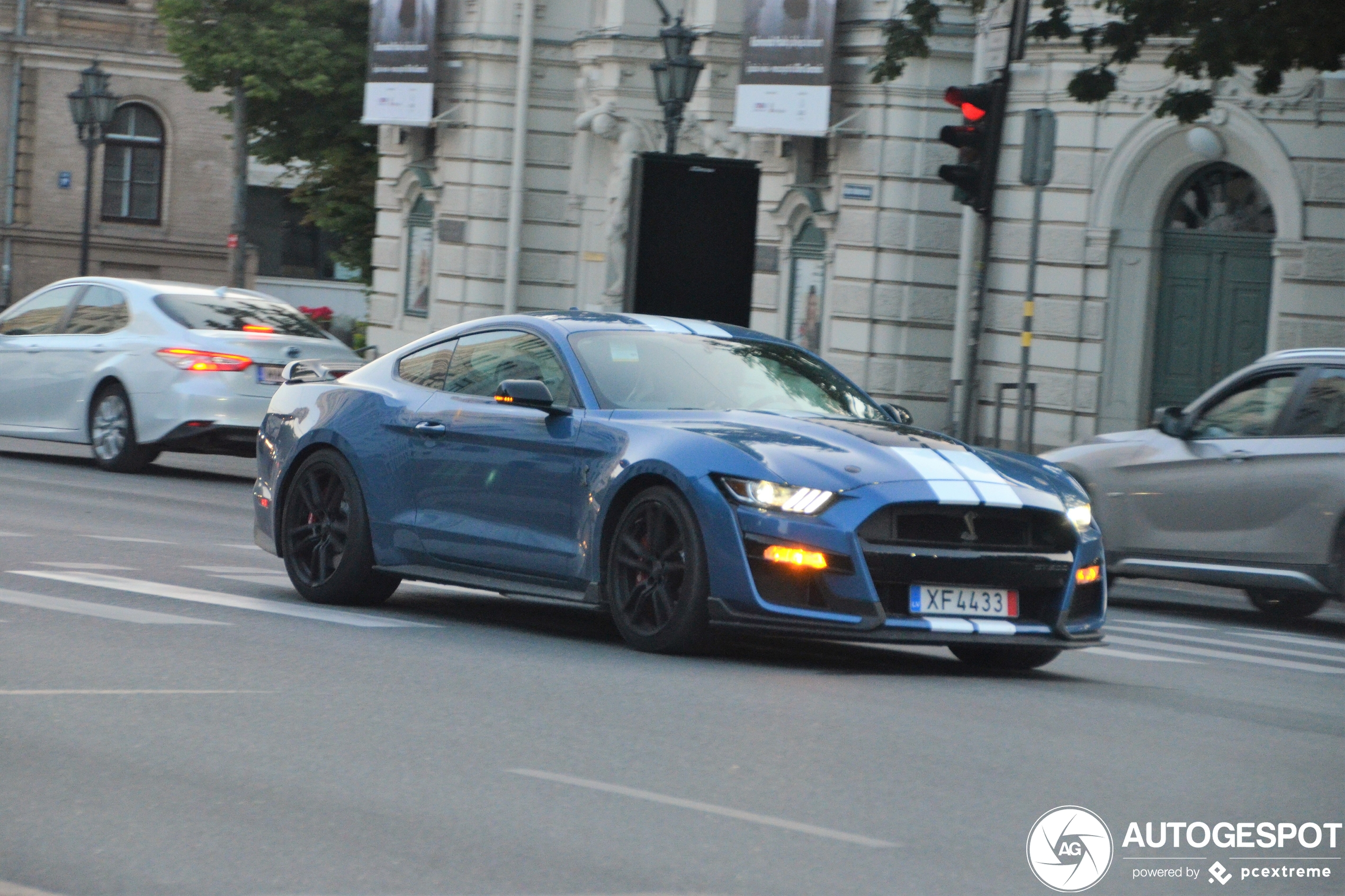 FordMustang Shelby GT500 2020