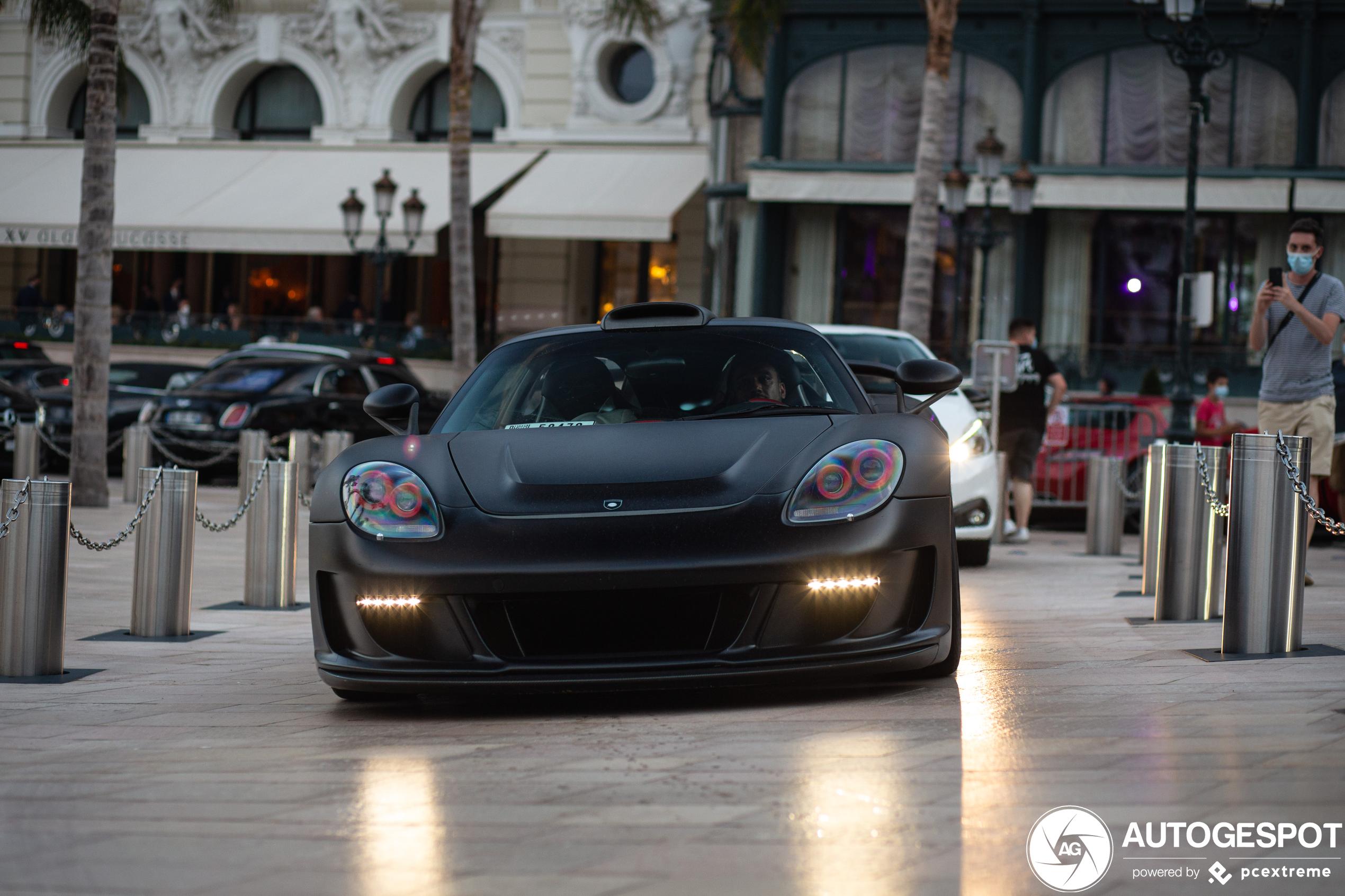 GemballaMirage GT Black Edition