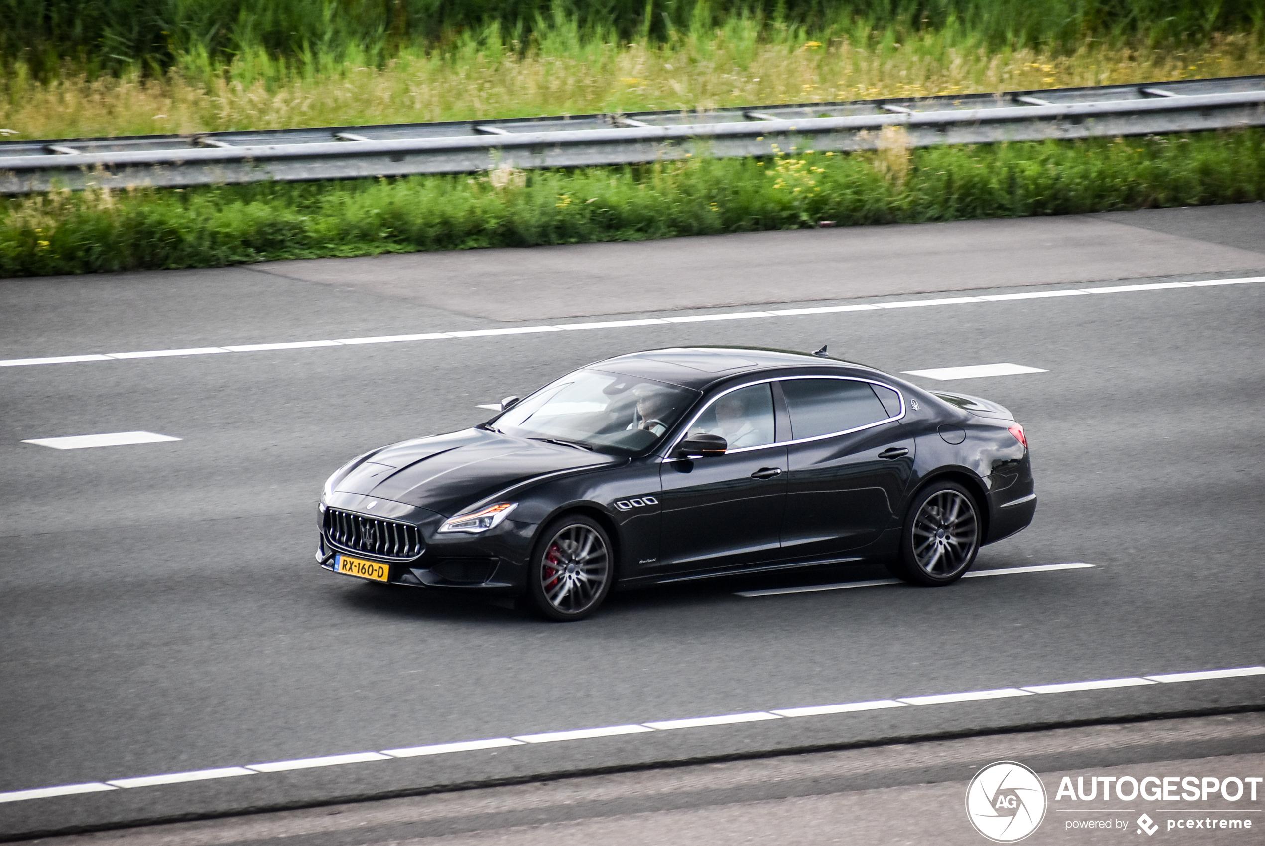 Maserati Quattroporte Diesel GranSport  2018