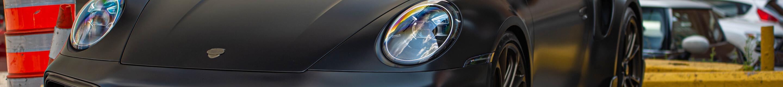 Porsche 992 Techart Turbo S