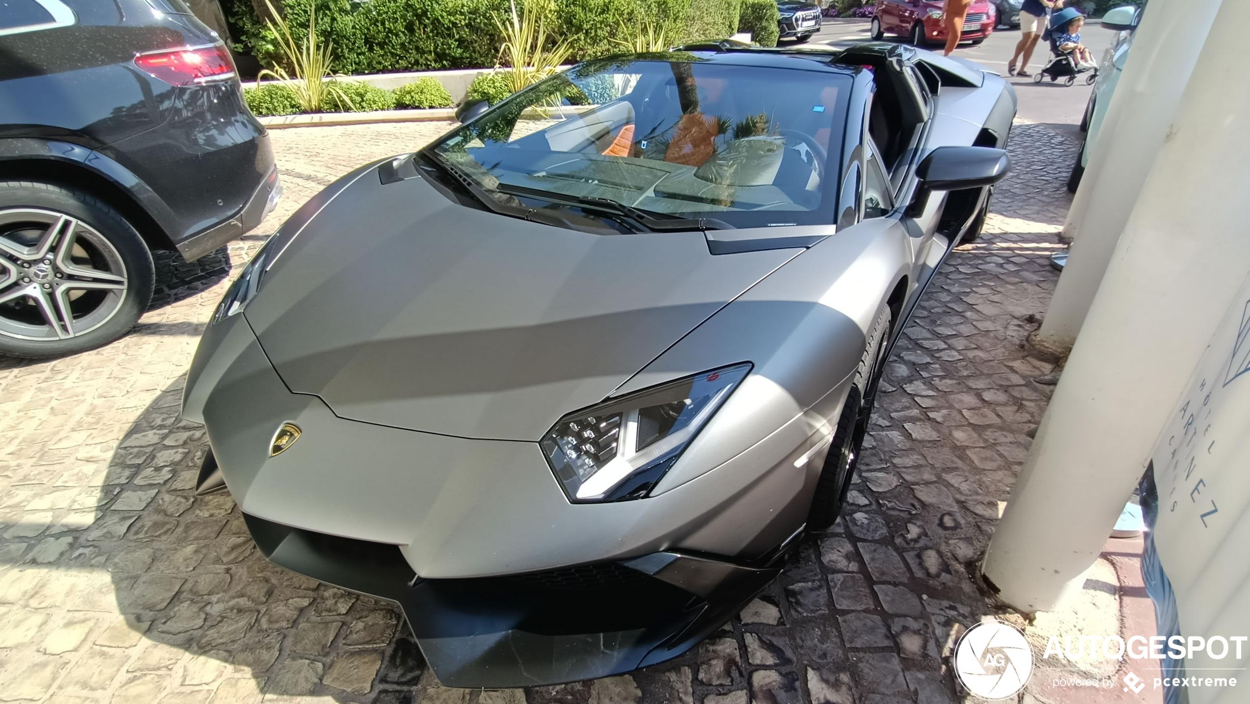 LamborghiniAventador LP720-4 Roadster 50° Anniversario