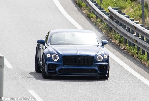 Bentley Continental GT 2018 First Edition Urban Automotive