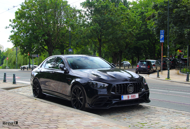 Mercedes-AMG Brabus E B40S-800 W213 2021