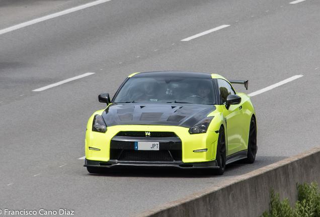 Nissan GT-R N-tune