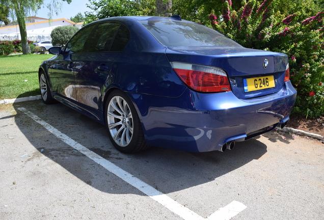 BMW M5 E60 2005