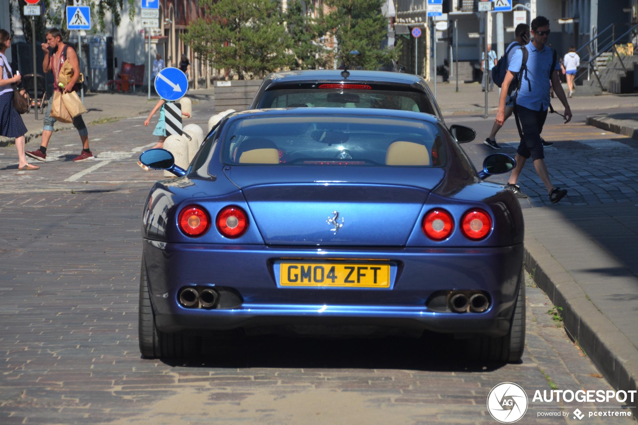 Ferrari575 M Maranello