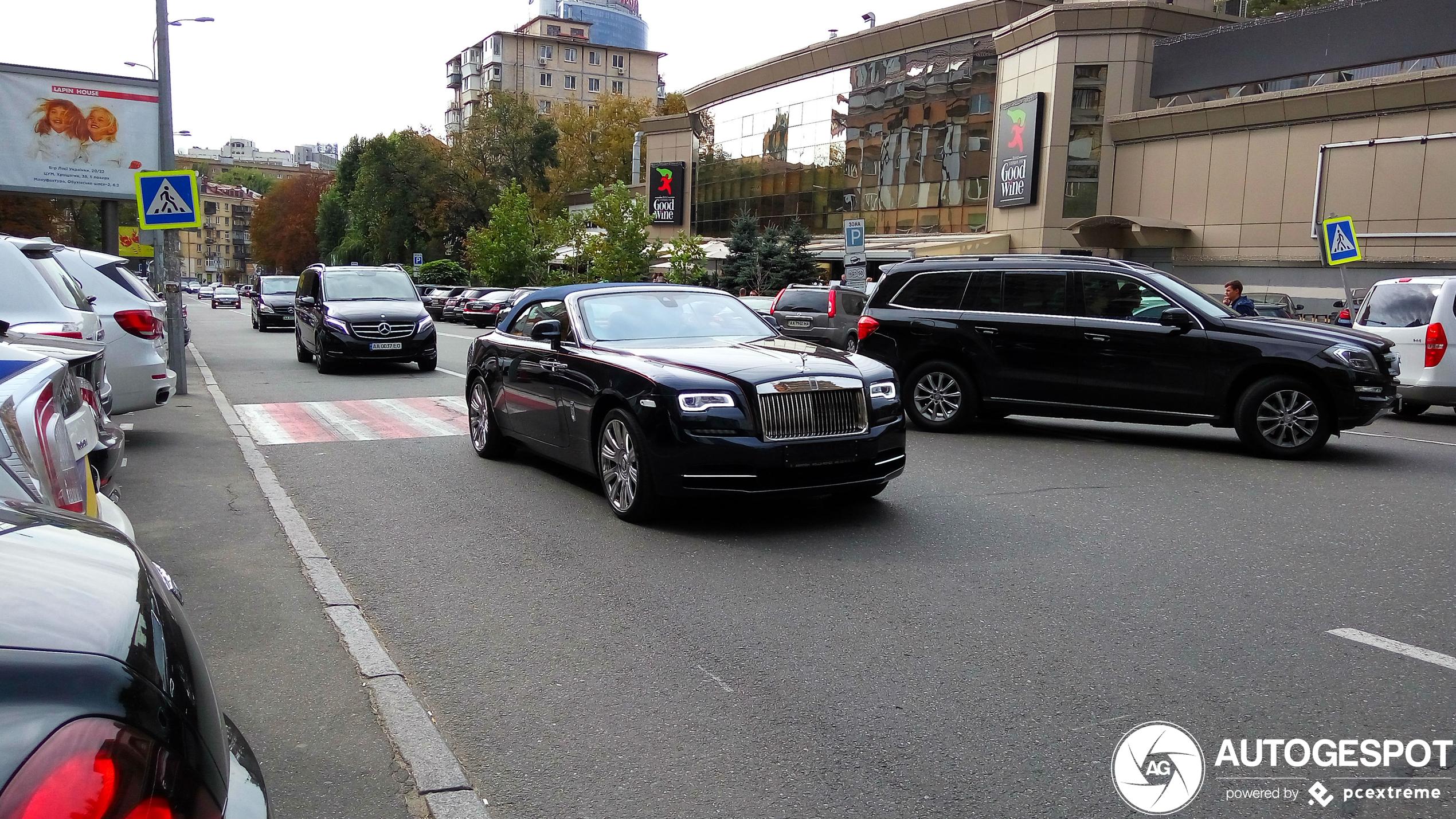 Rolls-RoyceDawn