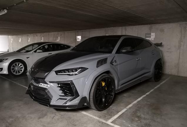 Lamborghini Urus Mansory Venatus EVO Widebody 2021