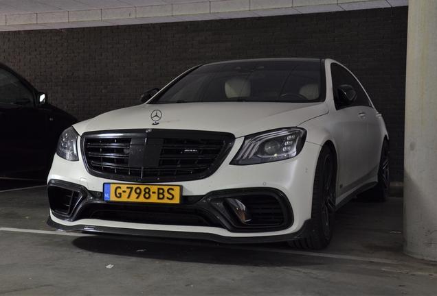 Mercedes-AMG Renntech S 63 V222 2017