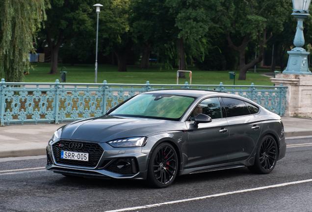 Audi RS5 Sportback B9 2021