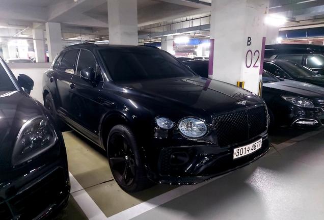 Bentley Bentayga V8 2021