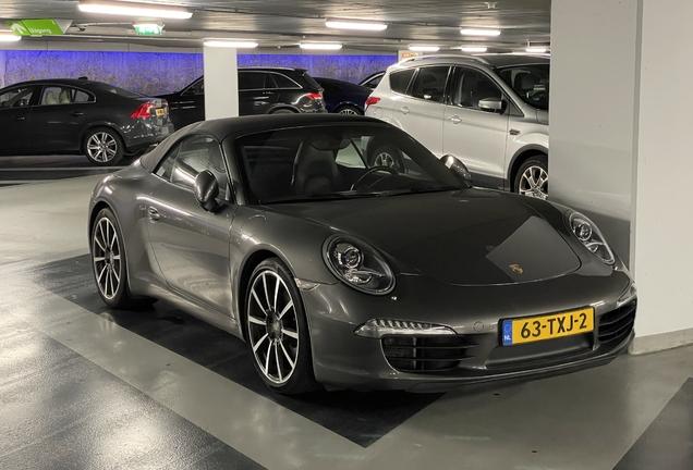 Porsche 991 Carrera S Cabriolet