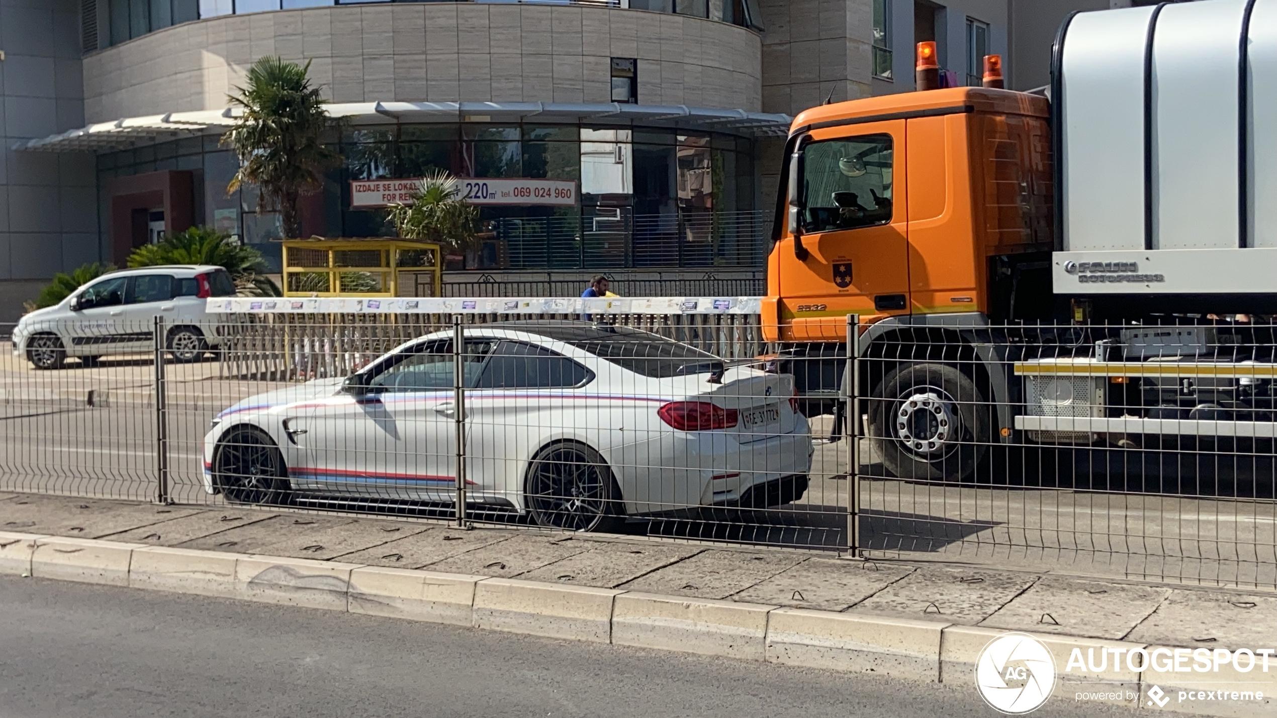 BMWM4 F82 Coupé DTM Champion Edition