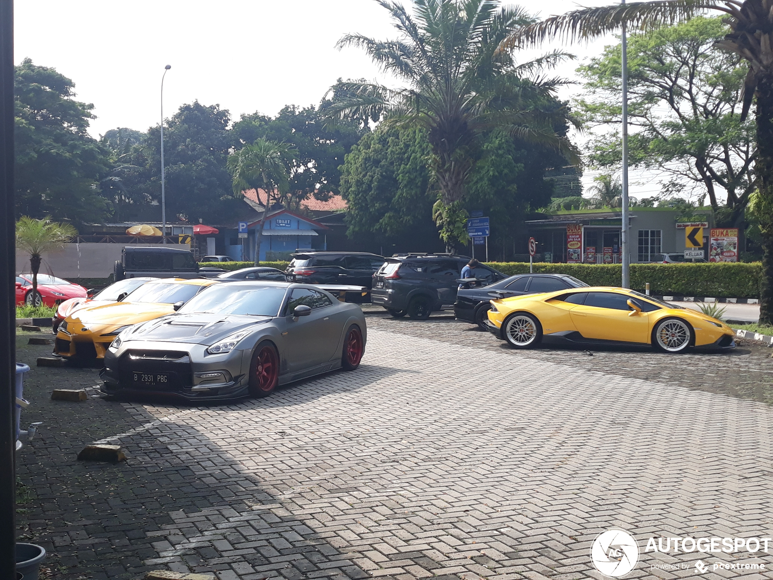 LamborghiniHuracán LP610-4 1016 Industries