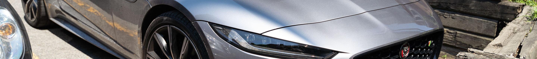 Jaguar F-TYPE R Coupé 2020