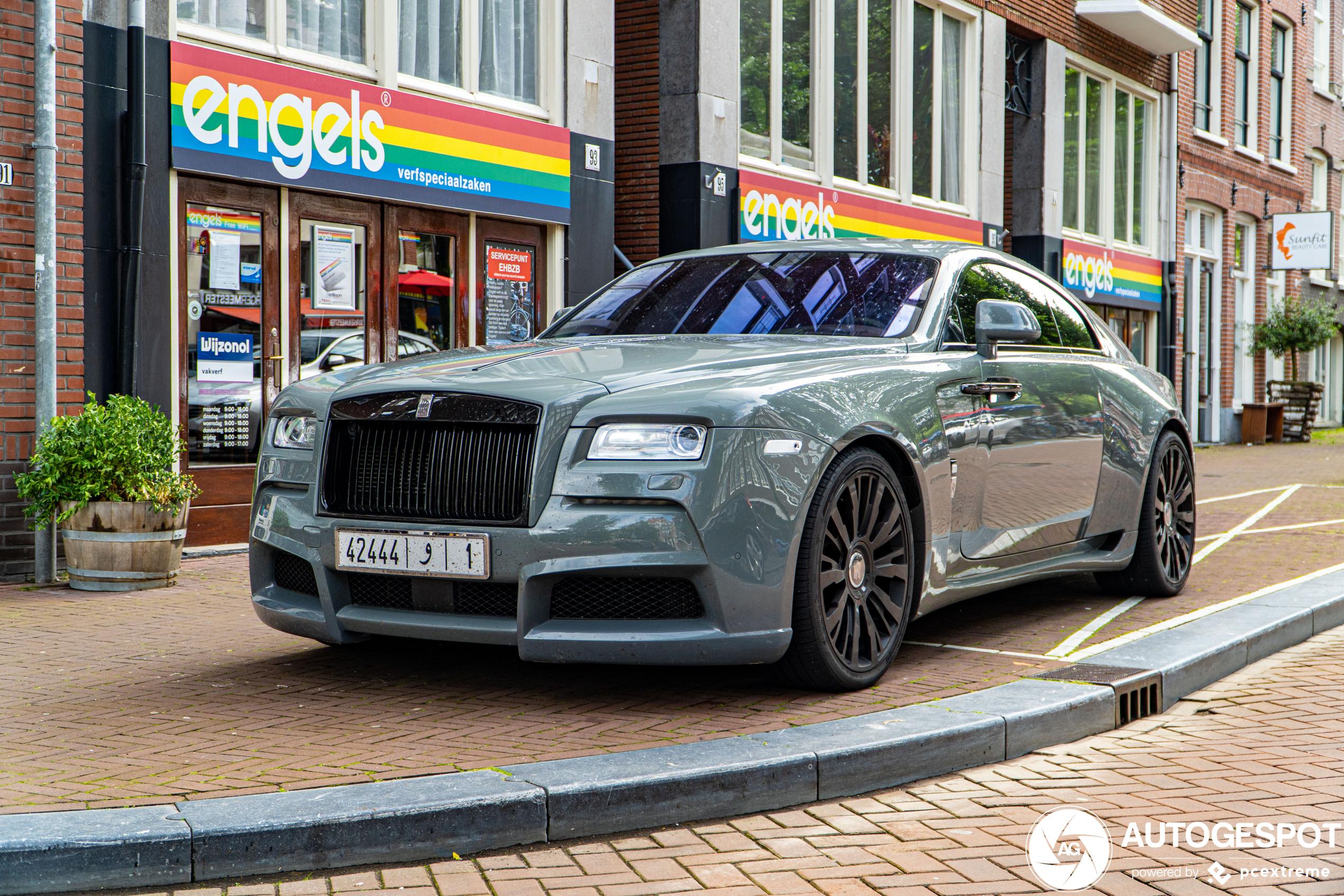 Rolls-RoyceWraith Spofec Overdose