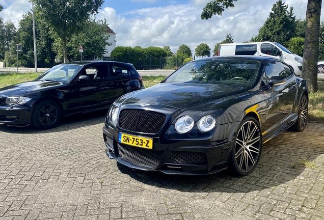 Bentley Wald Continental GT Black Bison Edition