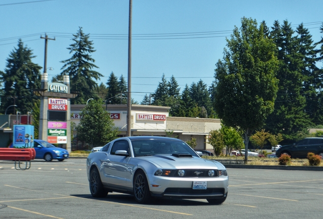 Ford Mustang GT 2010 Project Coyote