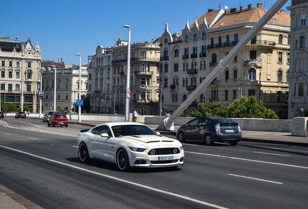 Ford Mustang GT 50th Anniversary Edition DF Tuning