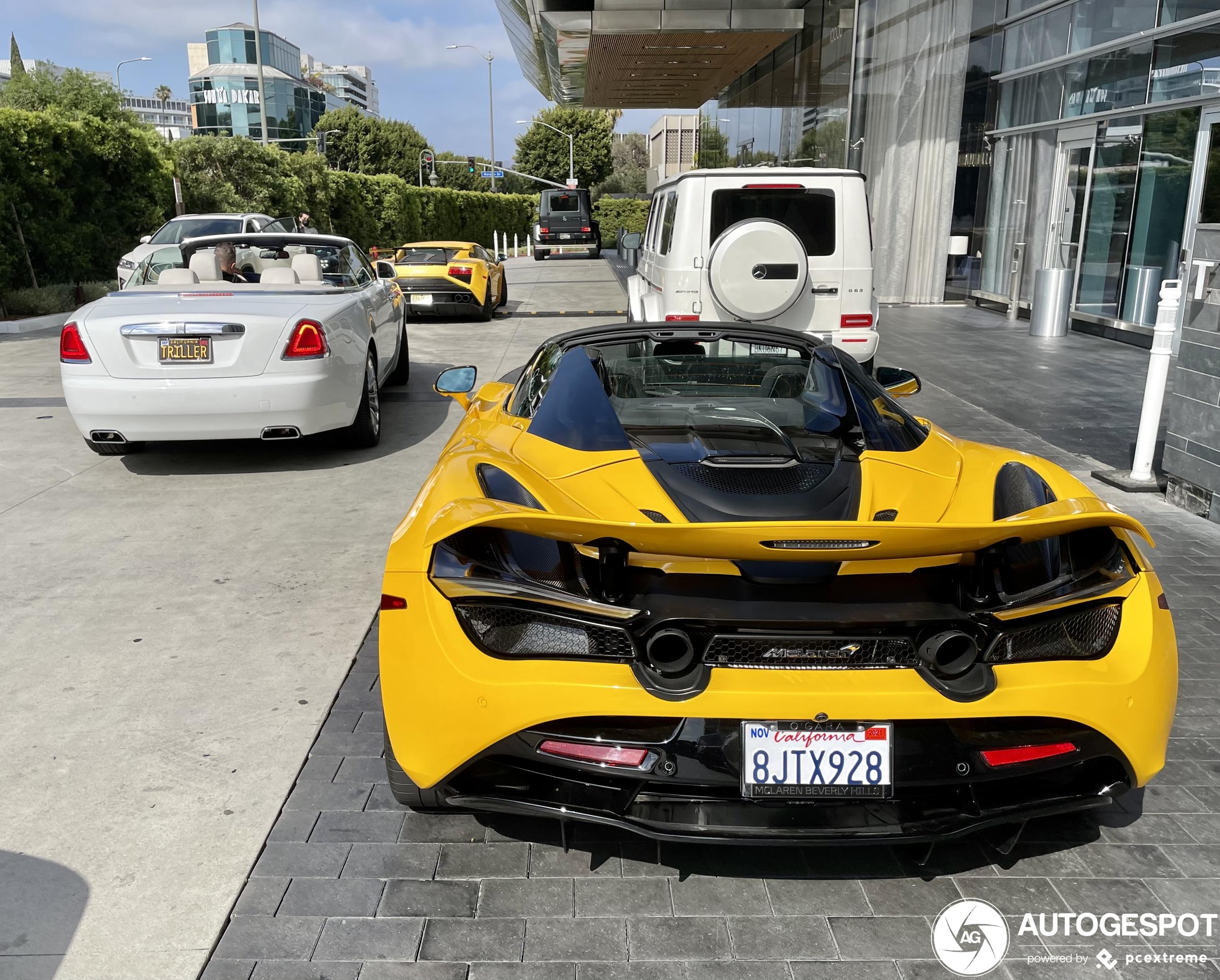 McLaren720S Spider