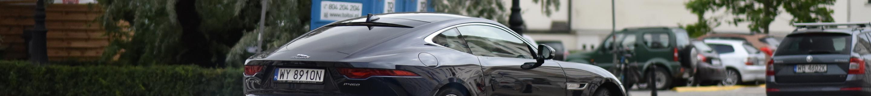 Jaguar F-TYPE P450 Coupé 2020