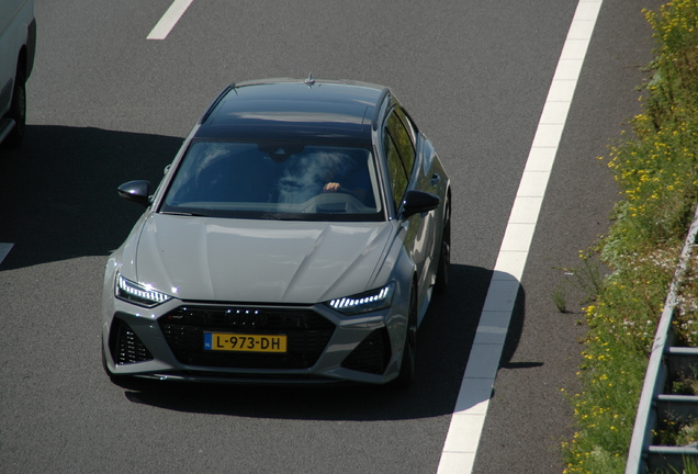Audi ABT RS6 Avant C8