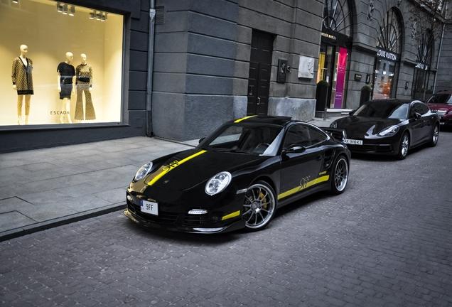 Porsche 9ff GTurbo 1200