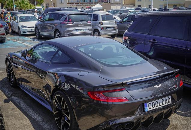 Aston Martin Vanquish S 2017 Ultimate Edition