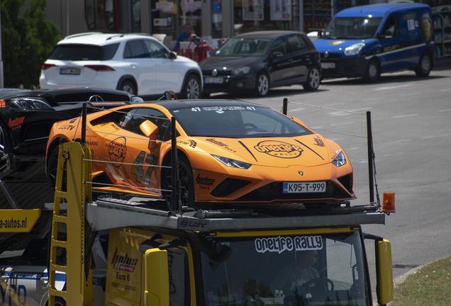 Lamborghini Huracán LP610-2 EVO RWD Novitec Torado