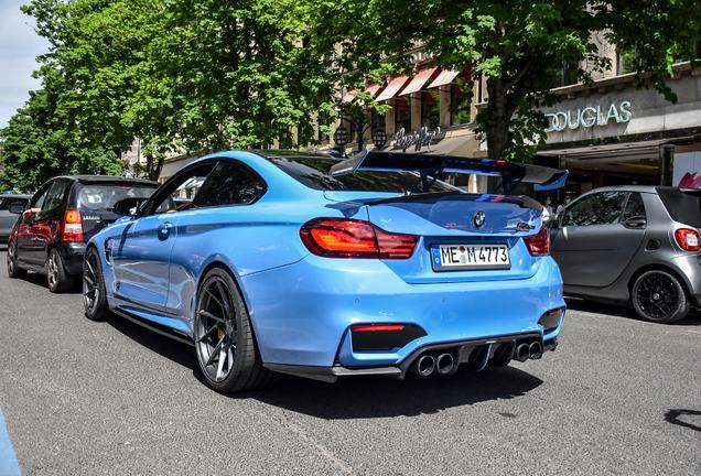 BMW M4 F82 Coupé 2017 Vorsteiner