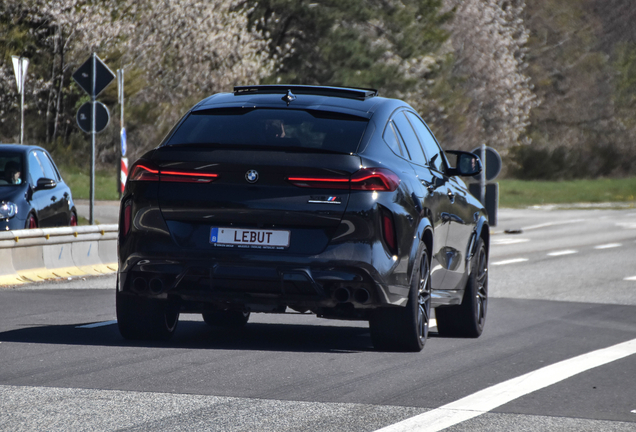 BMW X6 M F96 Competition