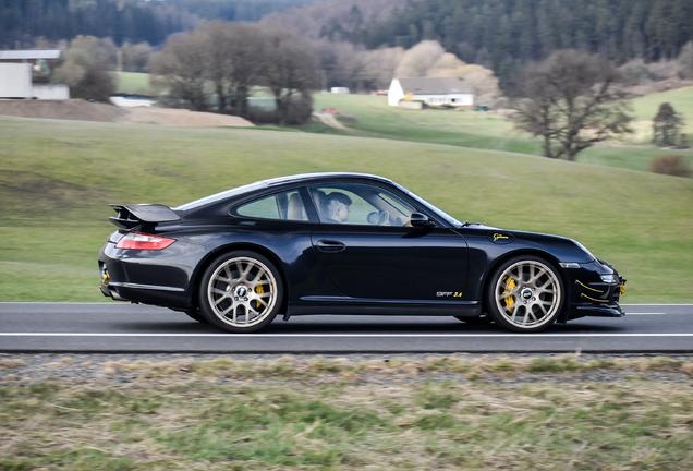 Porsche 9ff 997 3.6