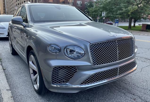 Bentley Bentayga Hybrid 2021