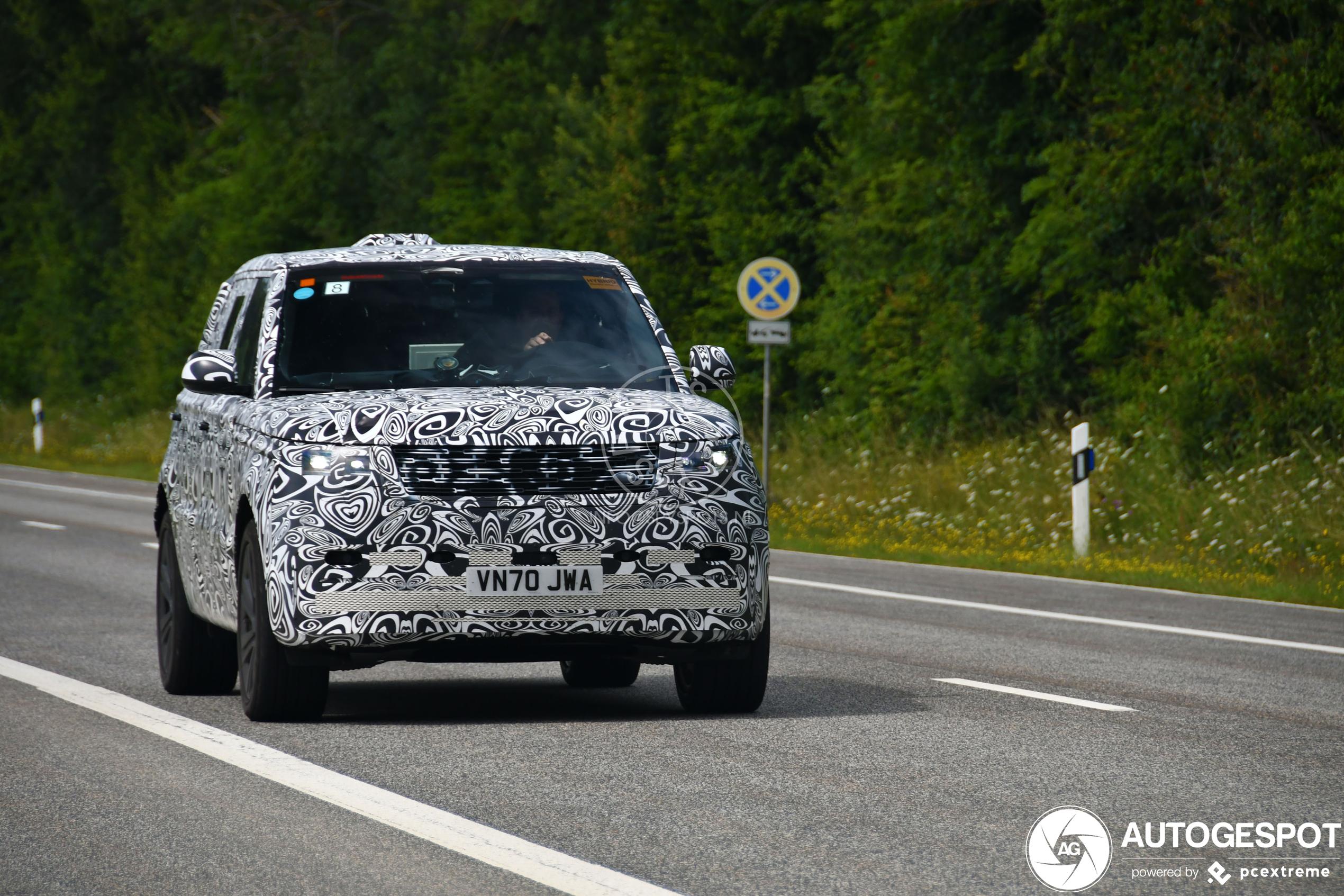 Land Rover Range Rover  LWB 2021