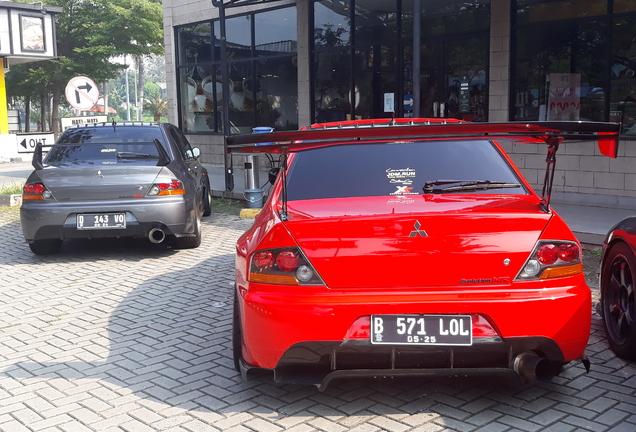 Mitsubishi Lancer Evolution IX Voltex
