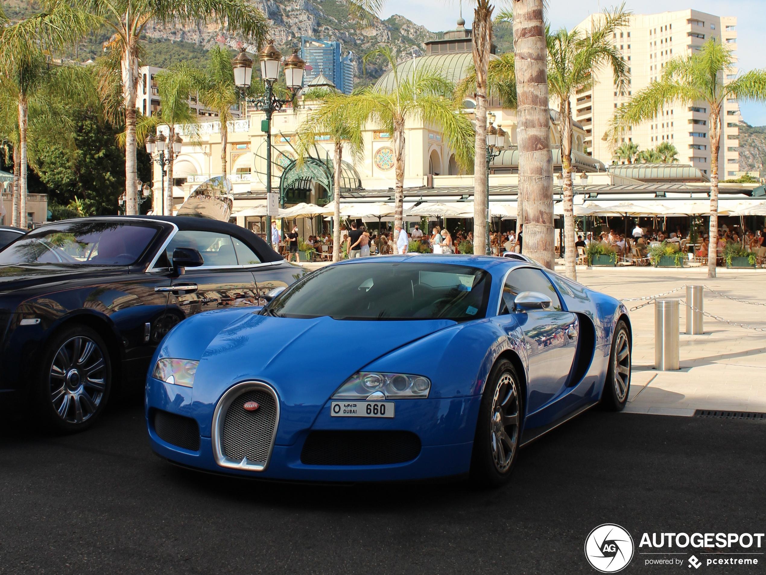 Bugatti Veyron 16.4 Ettore Bugatti Edition