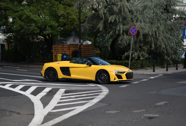 Audi R8 V10 Spyder RWD 2020