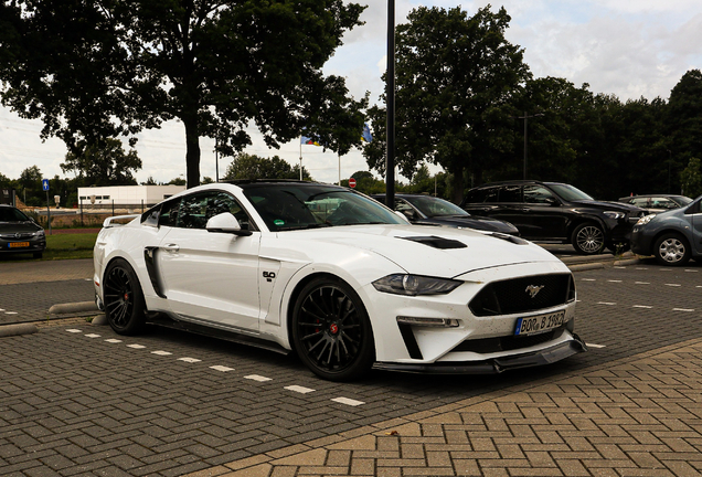 Ford Mustang GT 2018 Abbes Design