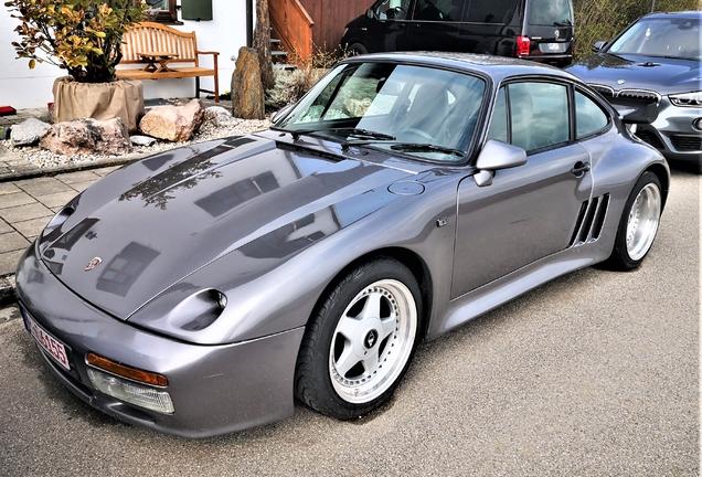Porsche 930 Strosek Turbo