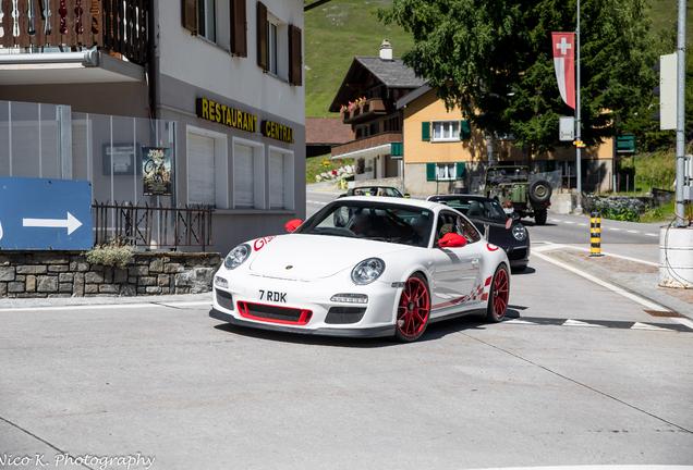 Porsche 997 GT3 RS MkII