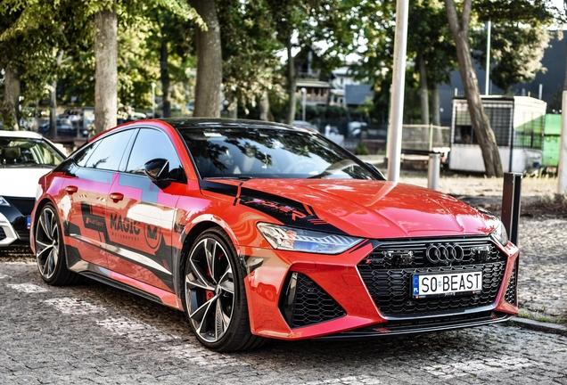 Audi RS7 Sportback C8 Power Division