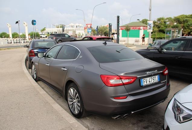 Maserati Quattroporte Diesel 2013