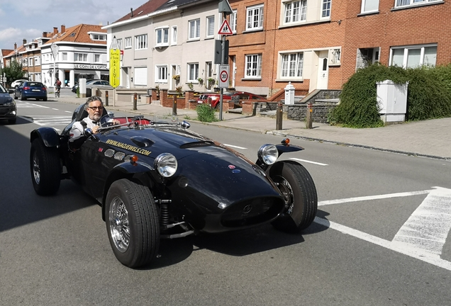 Jaguar Ronart W152