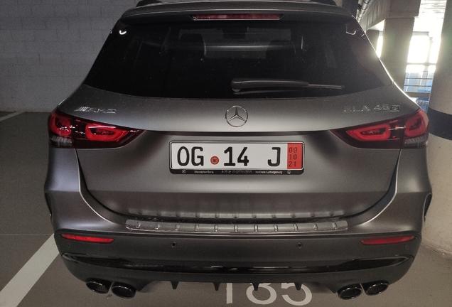 Mercedes-AMG GLA 45 S 4MATIC+ H247