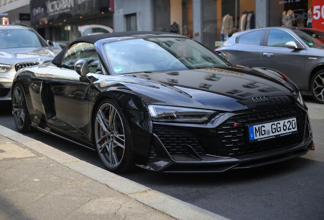 Audi R8 V10 Spyder Performance 2019 Capristo