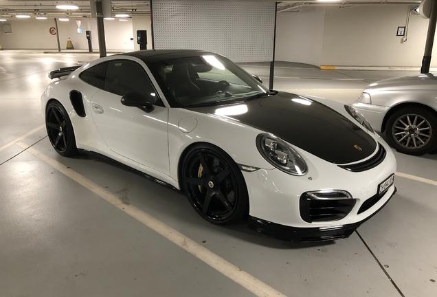 Porsche 991 Turbo Moshammer