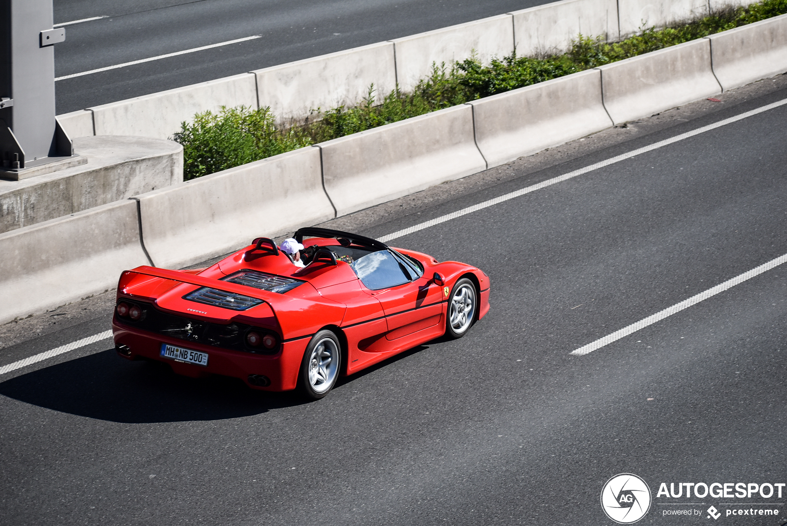 Ferrari F50 wordt al meer dan veertien jaar vertroeteld door zelfde eigenaar