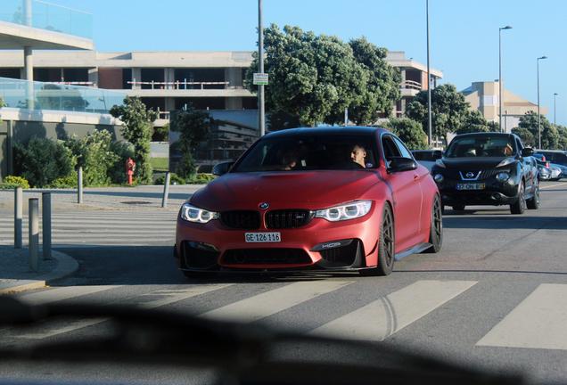 BMW M4 F82 Coupé HC Performance