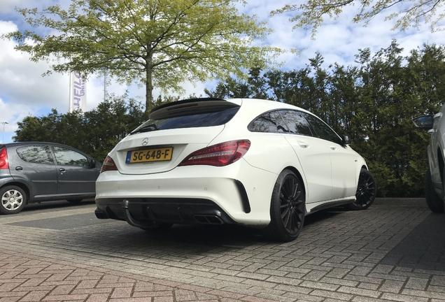 Mercedes-AMG CLA 45 Shooting Brake X117 2017