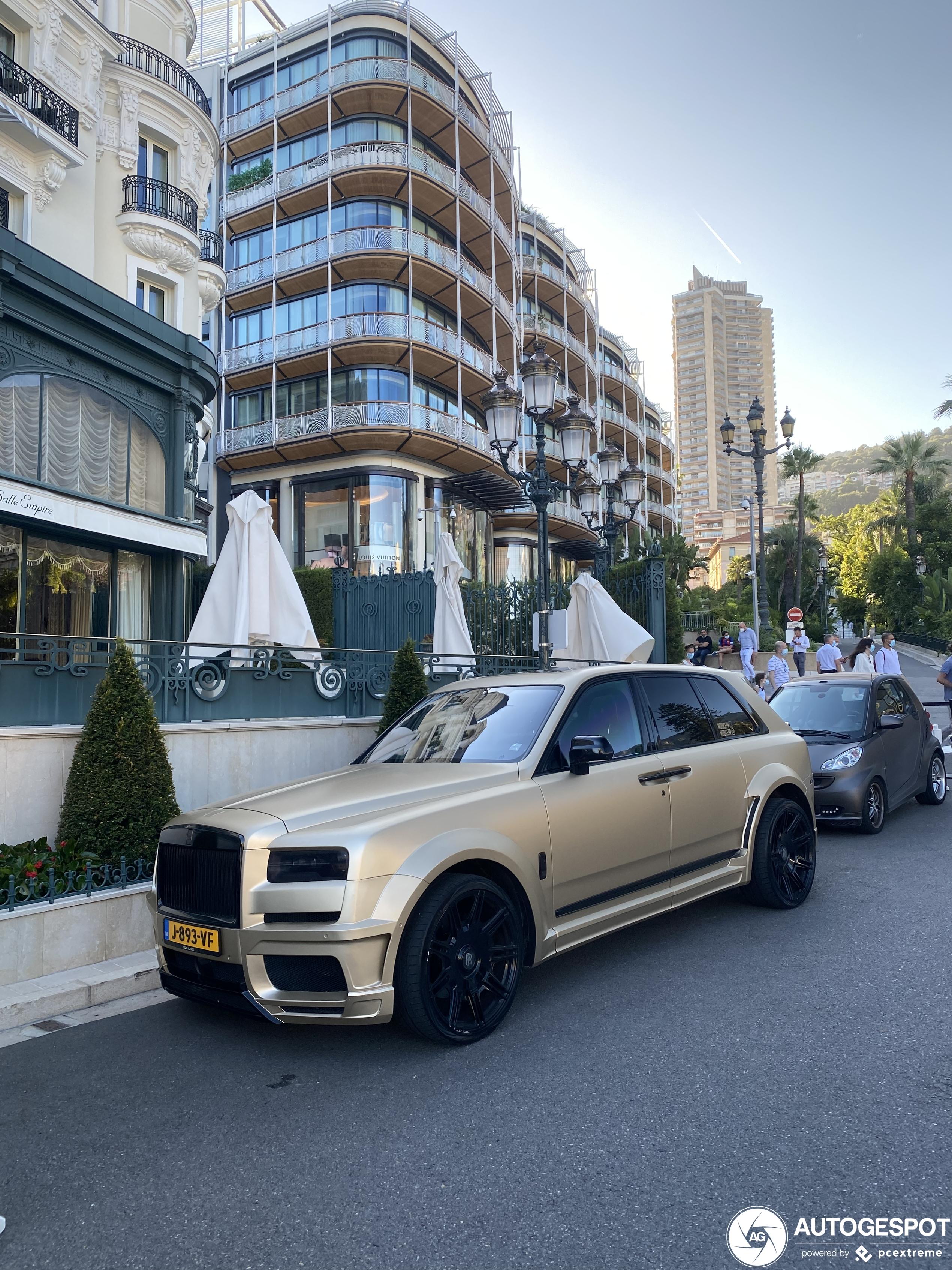 Mobicep geniet van het leven in Monaco